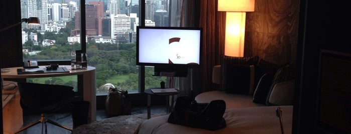 SO Sofitel Bangkok is one of zeus.