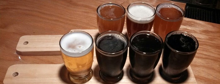 Rupert's Brew House is one of Chicagoland Breweries.