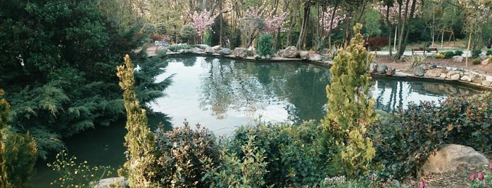 Küçük Çamlıca Korusu is one of İstanbul'daki Park, Bahçe ve Korular.