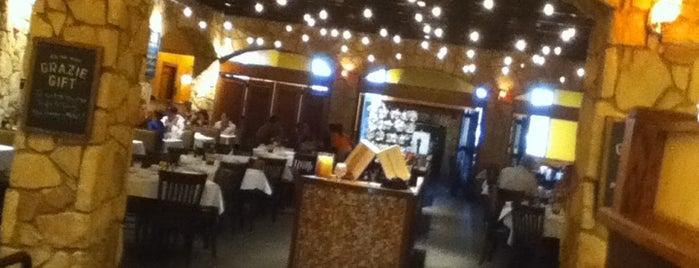 Romano's Macaroni Grill is one of Dallas Restaurants List#1.