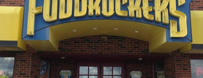 Fuddruckers is one of Favorite Restaurants.