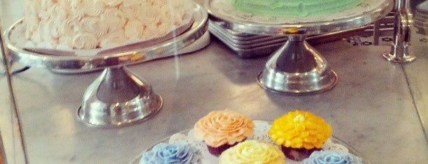 Best places for sweet treats