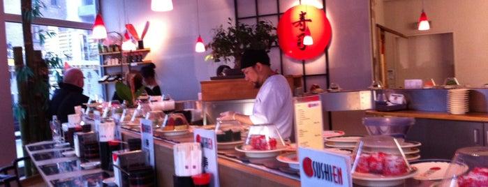 Sushi En is one of Köln.