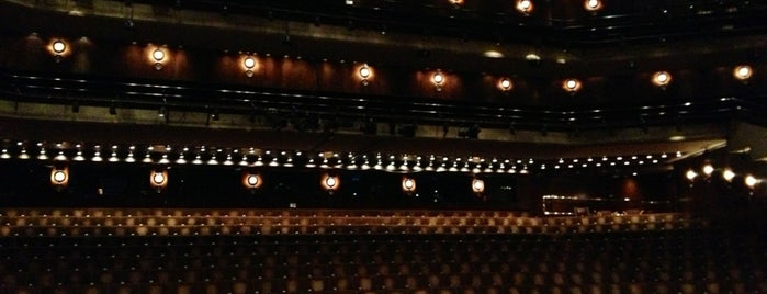 Barbican Theatre is one of Artes etc.