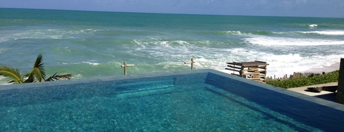Kenoa Exclusive Beach Spa & Resort is one of Maceió.