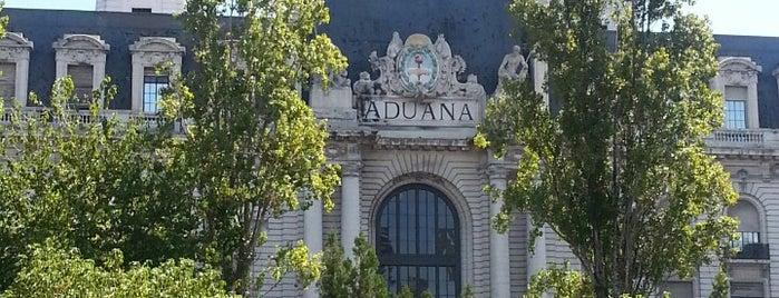 Aduana Buenos Aires is one of LUGARES VISITADOS.
