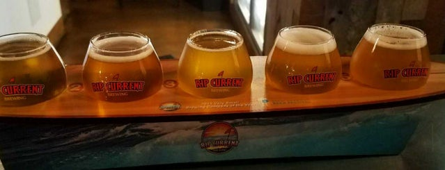 Rip Current Brewing is one of Breweries - Southern CA.