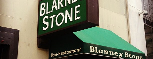 Blarney Stone is one of NYC Trivia Nights.