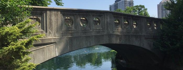 Twin Lakes Overlook is one of Cincinnati.