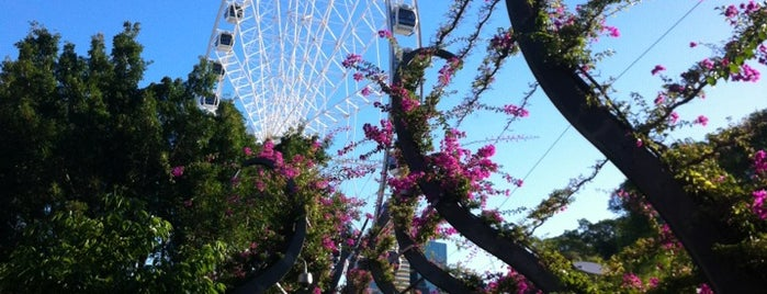 South Bank Parklands is one of Top 10 favorites places in Brisbane, Australia.