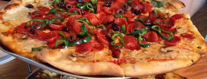 West Crust Artisan Pizza is one of Restaurants I need to try.