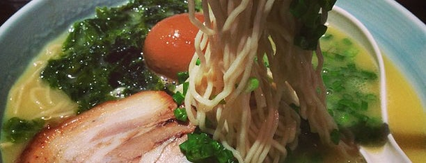 Marutama Ramen is one of Singapore To-Do List.