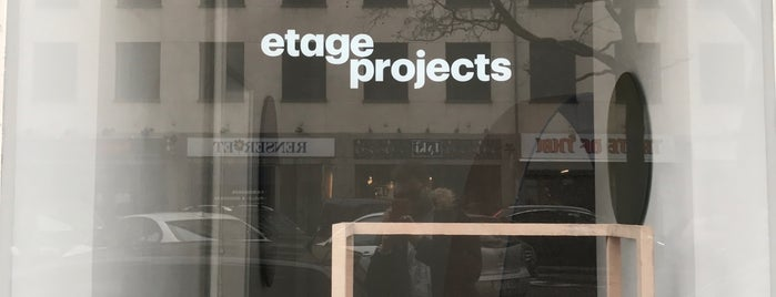 Etage Projects is one of Prosume Copenhagen.