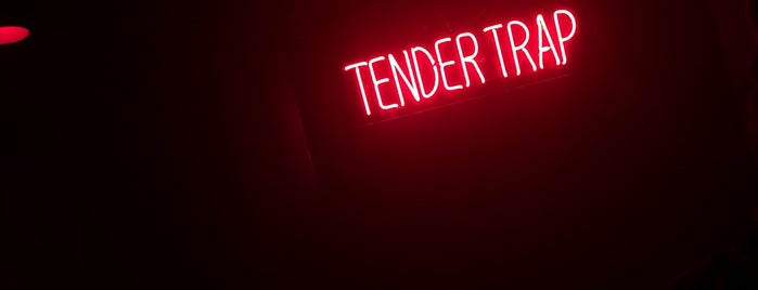 Tender Trap / Superchief is one of NEW YORK.