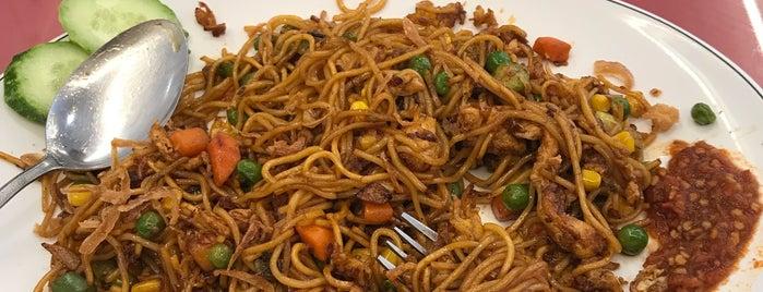 SITI SARAH (씨띠 싸라) is one of Itaewon food.