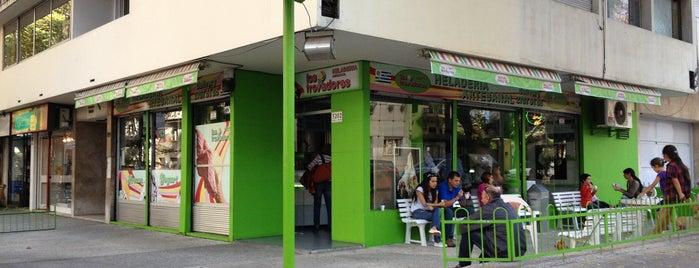 Los Trovadores is one of Uruguai.
