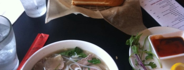 Nam Cafe is one of Chinatown lunches.