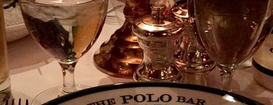 The Polo Bar is one of Manhattan To-Do's (Above 34th Street).