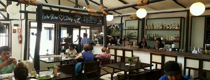 Incontri del pueblo viejo is one of Restaurantes Visitados.