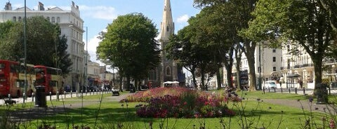 Palmeira Square is one of Brighton Best.