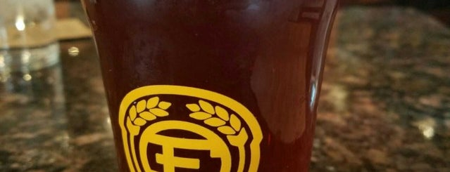 Forge Brewhouse is one of Chicagoland Breweries.