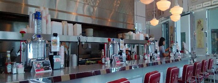 Johnny Rockets جوني روكيتس is one of Dubai Food 6.