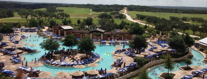 JW Marriott San Antonio Hill Country Resort & Spa is one of Frequent.