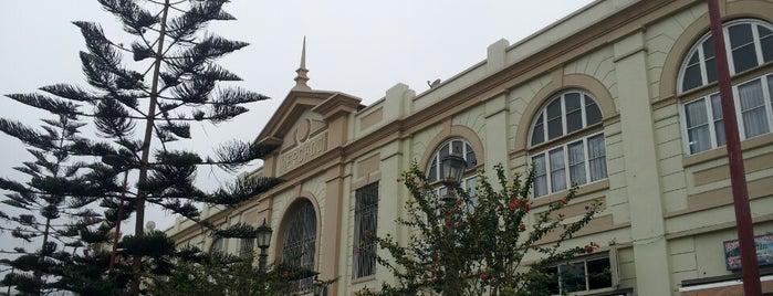 Mercado Central de Antofagasta is one of antofa.