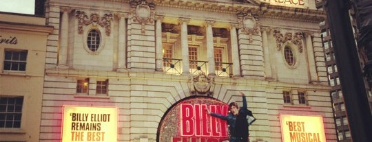 Victoria Palace Theatre is one of More London.