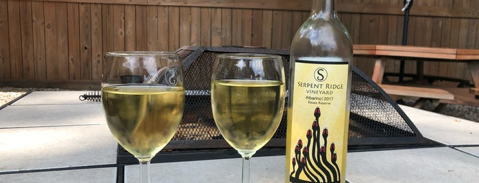 Serpent Ridge Vineyard is one of MD Wineries.