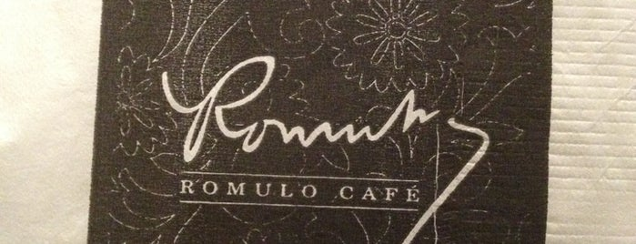 Romulo Café is one of Foodtrip.
