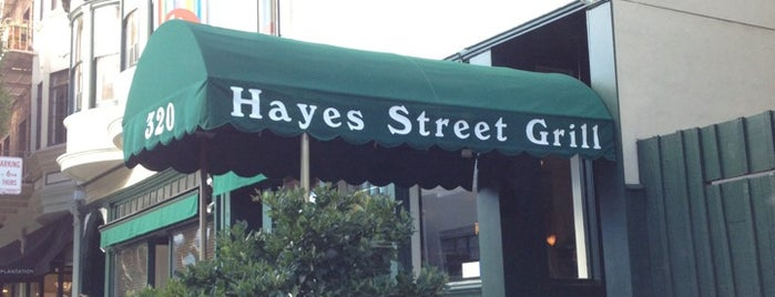 Hayes Street Grill is one of SF: To Eat.
