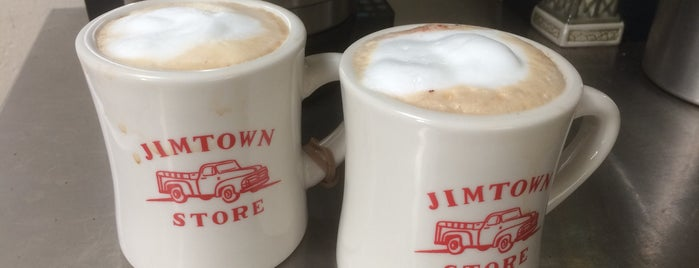 """Jimtown Store is one of """"Diners, Drive-Ins & Dives"""" (Part 1, AL - KS)."""