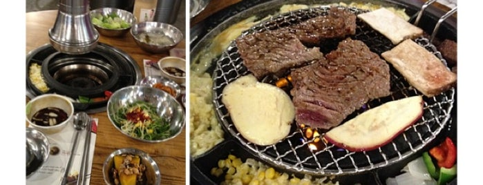 Kang Hodong Baekjeong | 강호동 백정 is one of The 15 Best Places with Good Service in Queens.