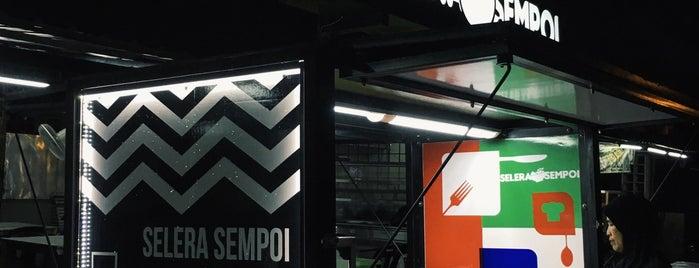 Selera Sempoi is one of Makan @ Melaka/N9/Johor #15.