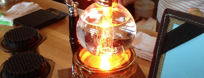 Rising Star Coffee Roasters is one of #ThirdWaveWichteln Coffee Places.