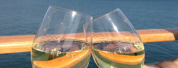 Deep Sea Tasting Room is one of The 15 Best Places for Wine in Santa Barbara.