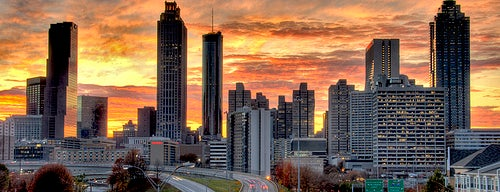Places I Visit : Atlanta