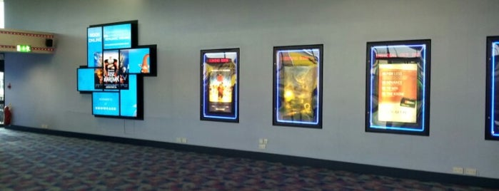 Showcase Cinema is one of Lights, luvvies and laughter.