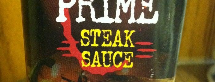 Hoss's Steak & Sea House is one of Favorite Food.