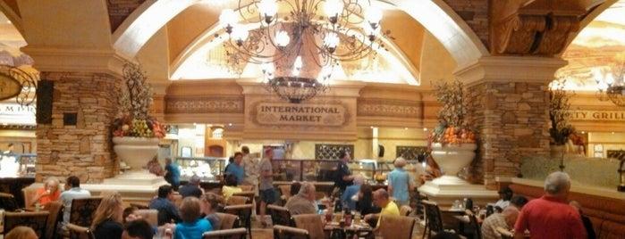 Feast Buffet is one of Best Buffets in Las Vegas.