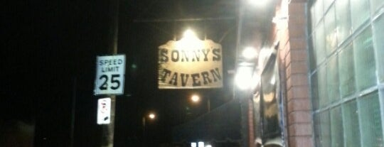 Sonny's Tavern is one of Experience Bloomfield!.