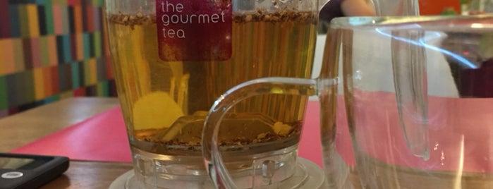 The Gourmet Tea is one of Restaurantes no centro (ou quase).
