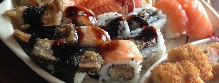 Inazuma Sushi is one of Restaurante Japonês.