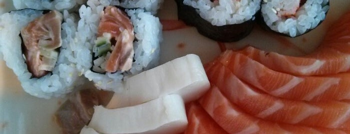 Sushi 8 is one of My favorite restaurants.