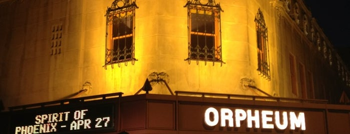 Orpheum Theater is one of Landmarks of Interest for J-Students.