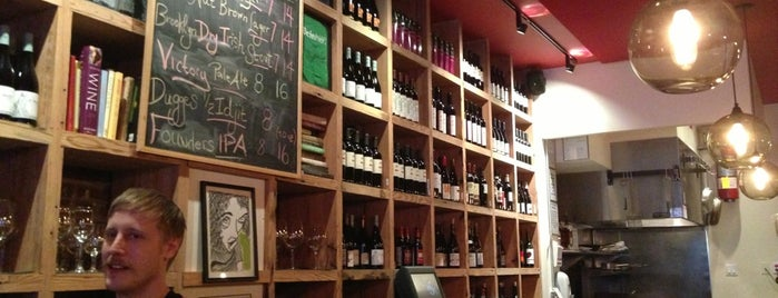 Terroir is one of Wine bars.
