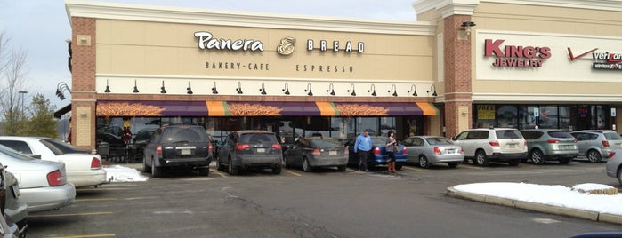 Panera Bread is one of All-time favorites in United States.