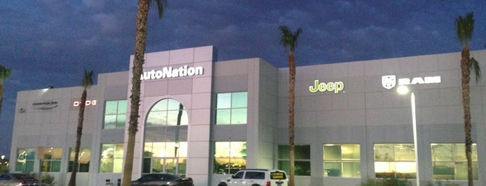 Autonation Dodge Bell Rd >> Autonation Chrysler Dodge Jeep Ram North Phoenix Auto Dealership