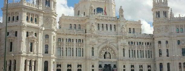 Ayuntamiento de Madrid is one of Esto no se come!...Pero me gusta.